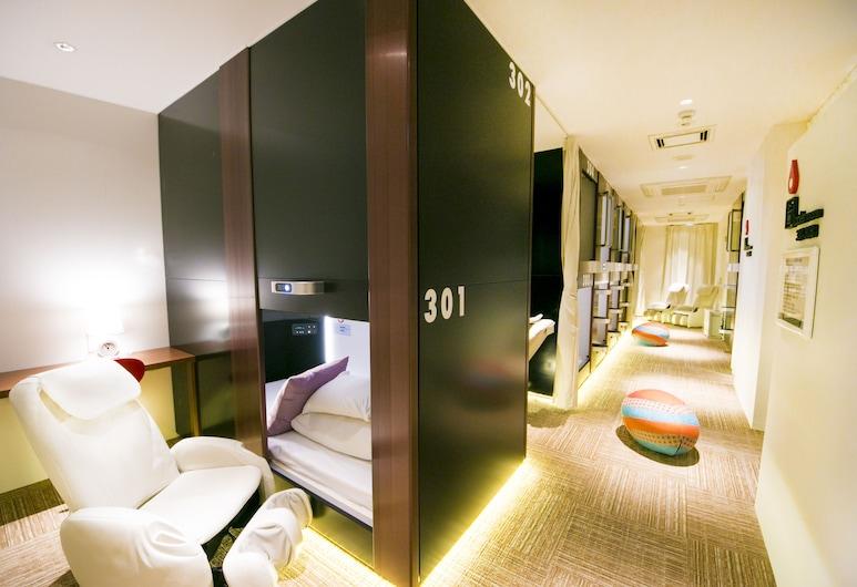 北千住格蘭帕克 Spa 膠囊飯店, 東京, 客房