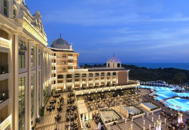 Litore Resort Hotel & Spa - All Inclusive, Alanya, Otelden görünüm