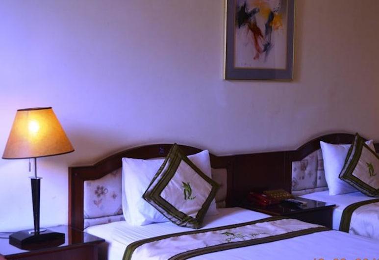 Ngoc Lan Hotel, Хошимин, Двухместный номер «Делюкс» с 2 односпальными кроватями, Номер