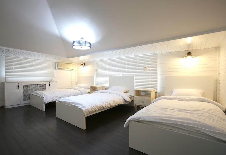 夢想家青年旅舍, 首爾, 共用宿舍, 客房