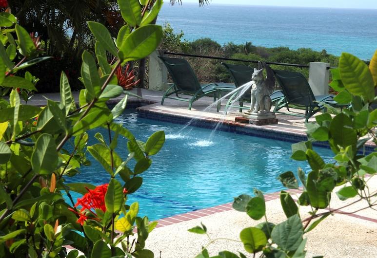 Hacienda Tamarindo, Vieques, Outdoor Pool
