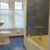 雙人房, 共用浴室, 花園景觀 (south room) - 浴室