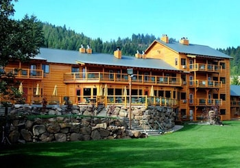 Gambar Callahan's Mountain Lodge di Ashland