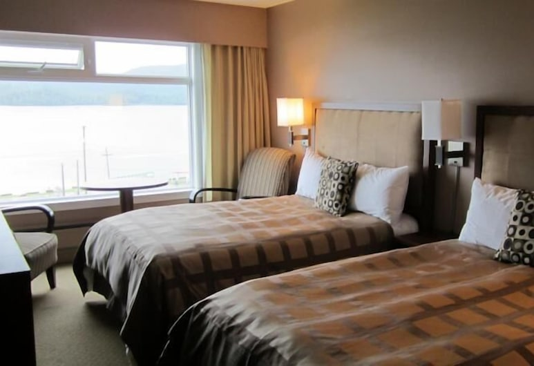 Inn On The Harbour, Prince Rupert, Room, 2 Double Beds, Harbor View, Guest Room