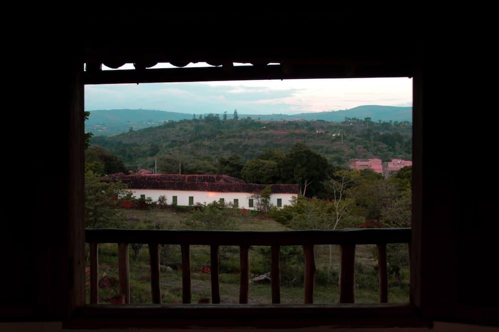 Tek Büyük Yataklı Oda - Balkon