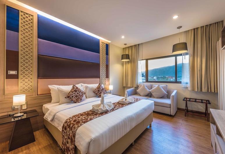 S17 @ Nimman Hotel, Chiang Mai, Suite Familiale, 2 chambres, Chambre