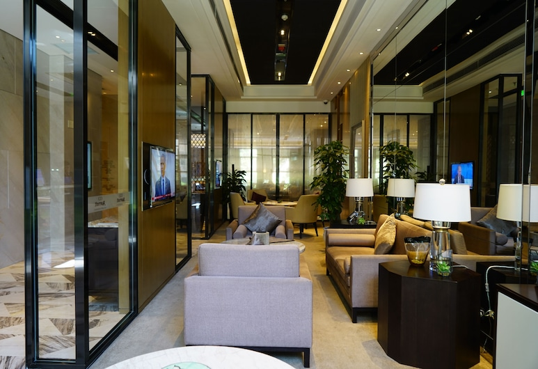 The Fairway Place, Xi'an - Marriott Executive Apartments, Xi'an, Lobby Sitting Area