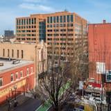 Zimmer, 1King-Bett, Nichtraucher - Blick auf die Stadt