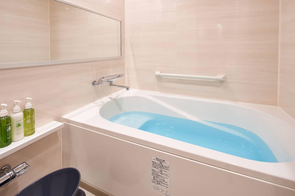 Standard İki Ayrı Yataklı Oda, 2 Tek Kişilik Yatak, Sigara İçilmez - Banyo