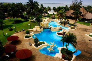 Mynd af Heden Golf Hotel í Abidjan