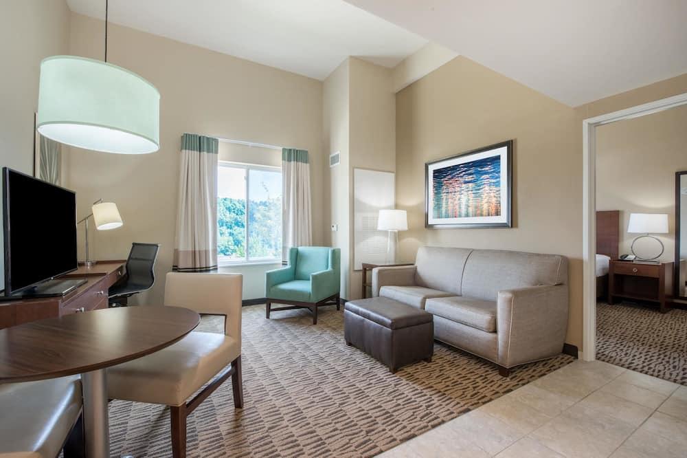 Apartmán, 1 extra veľké dvojlôžko, nefajčiarska izba (1 Bedroom) - Vybraná fotografia