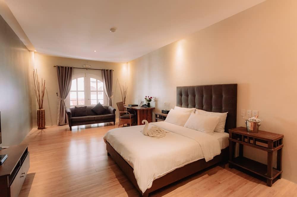 Deluxe Room, Balcony - Guest Room
