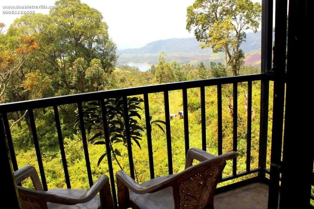 Casa en el árbol romántica, 1 habitación, balcón, vista al lago - Habitación