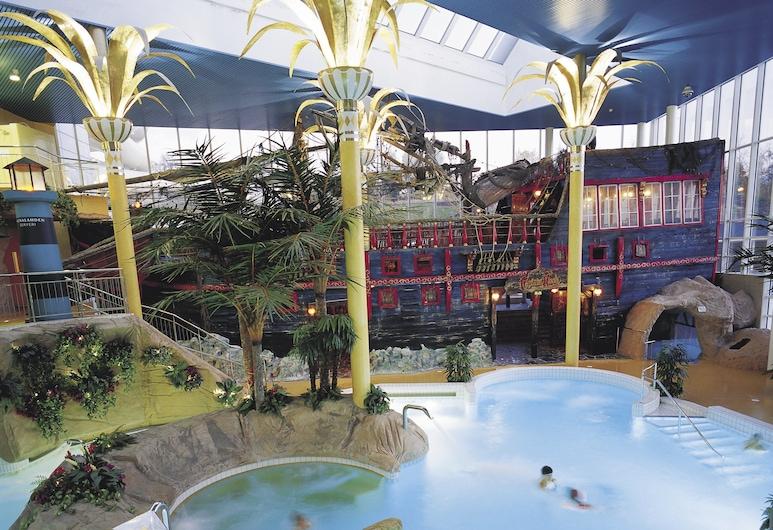 Holiday Club Caribia, Turku, Indoor Pool