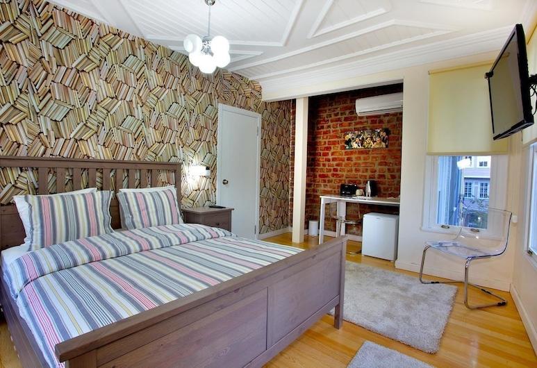 Dreamer's B&B Cihangir, Estambul, Habitación doble, baño compartido, Habitación