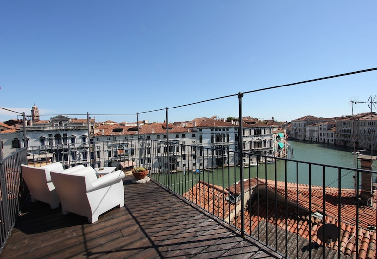 City Apartments - Residence Terrace Gran Canal, Venice