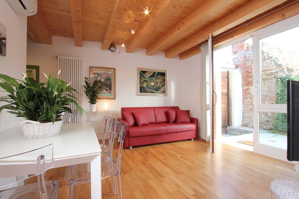 Appartement, 2 slaapkamers (Apt. Sensa - Cannaregio 3227) - Woonruimte