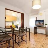 Apartment, 2Schlafzimmer (Bis) - Wohnbereich
