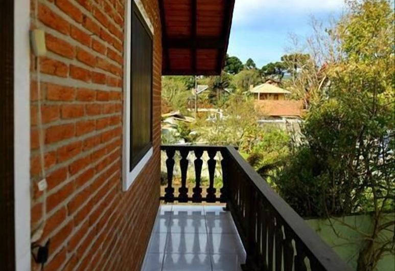 Pousada Cantinho Colibri, Monte Verde, Balcony