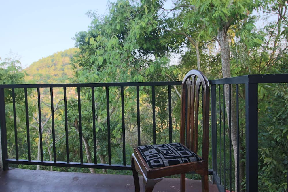 Deluxe Room with Open View Bathroom Forest View - Balcony
