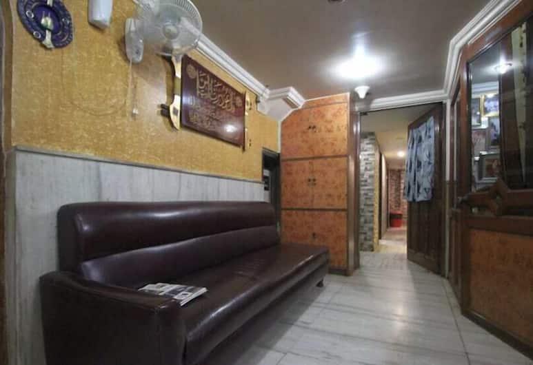 Hotel New India, Mumbai, Lobby