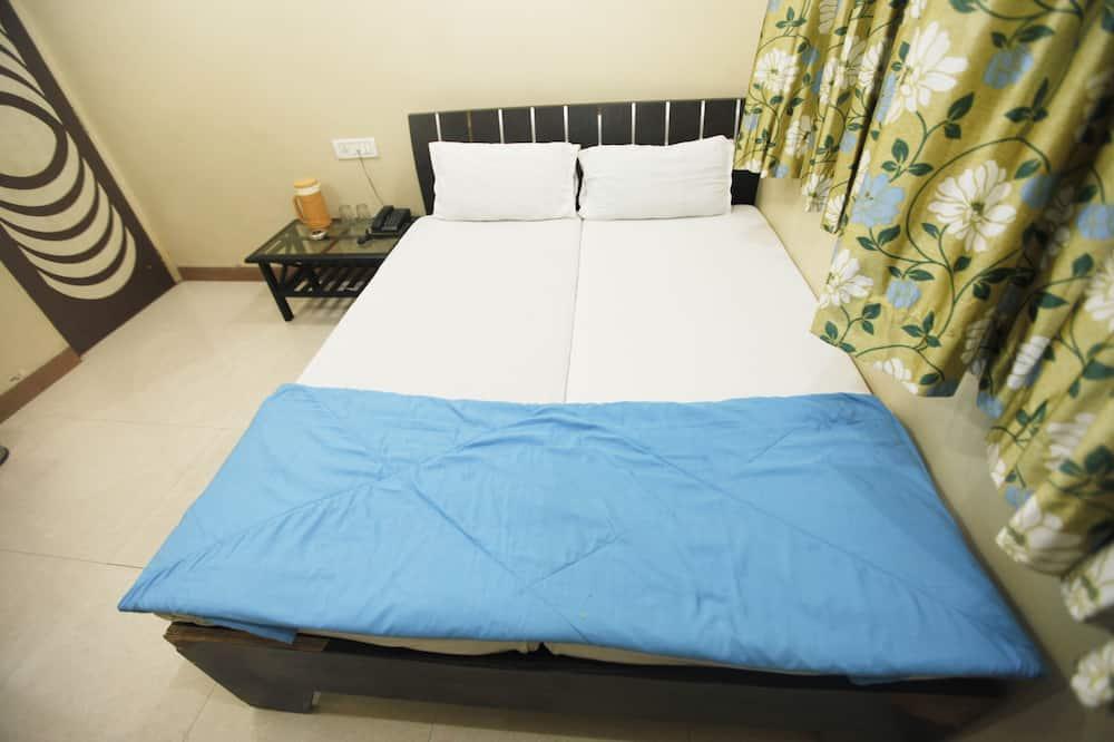 Deluxe-Zimmer, 1 Schlafzimmer, Stadtblick, Executive-Etage - Wohnzimmer