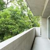 Classic-Studiosuite - Balkon