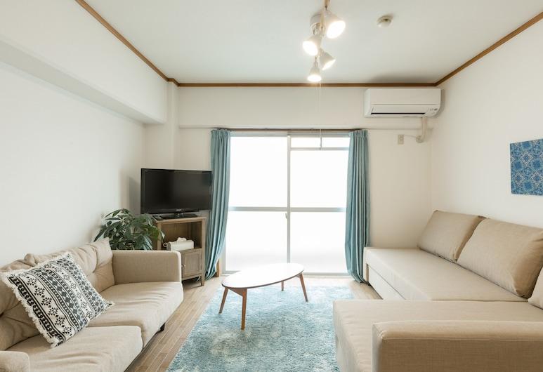 Sky Forest Ebisu, Osaka, Presidential Duplex, 3 Bedrooms, Patio, Annex Building, Guest Room