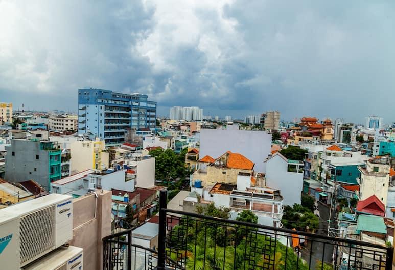 Edenroc Hotel, Ho Chi Minh-Stad, Uitzicht vanaf hotel