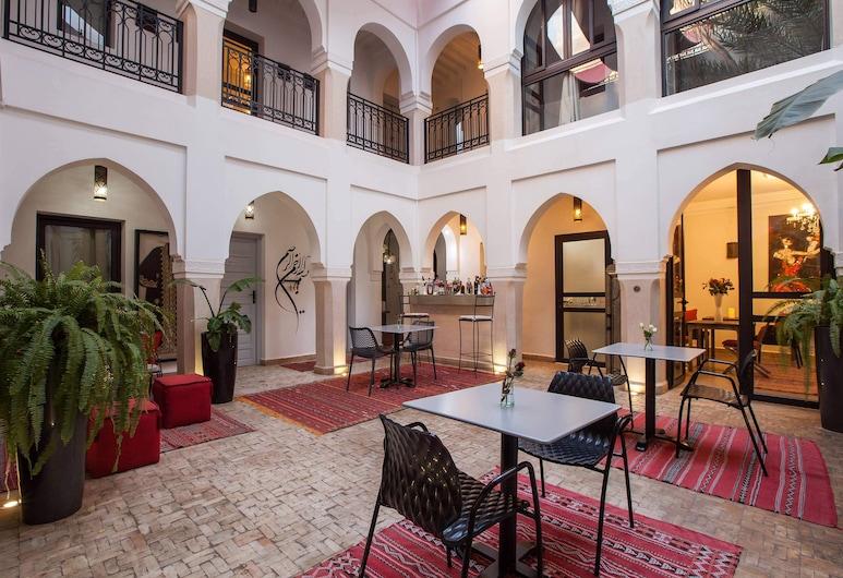 里亞德沙尼瑪水療庭院旅館, 馬拉喀什, 庭園