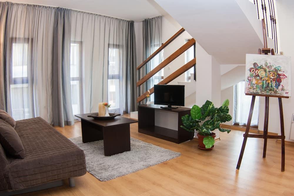 Apartemen Superior, 2 kamar tidur, dapur - Area Keluarga