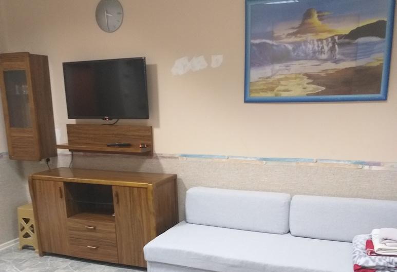 Guest House Orlihome, Haifa, Rodinný apartmán, 1 spálňa, Obývacie priestory
