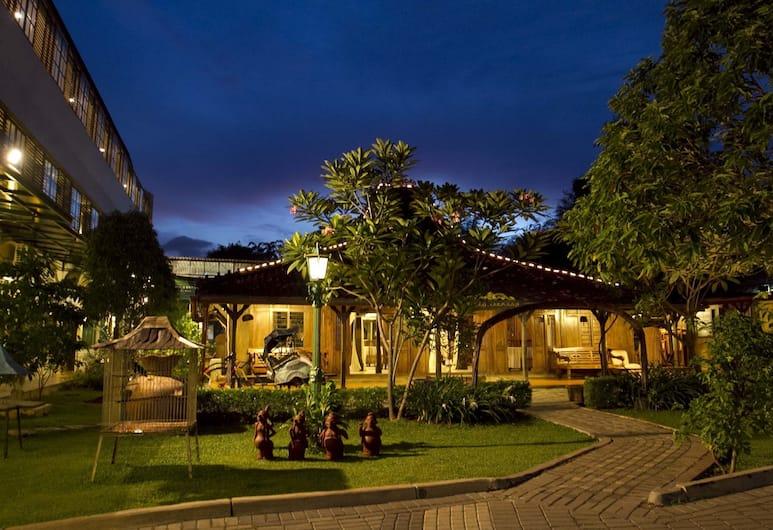 SARE Suites, Jakarta, Property Grounds