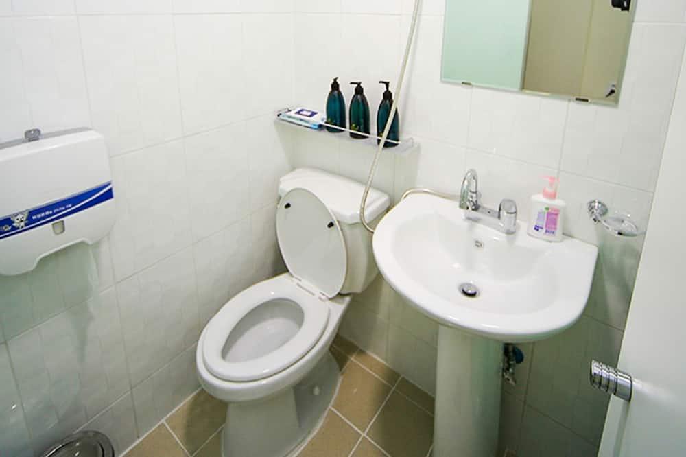 Habitación doble Premium, 1 cama doble, vista a la ciudad - Baño