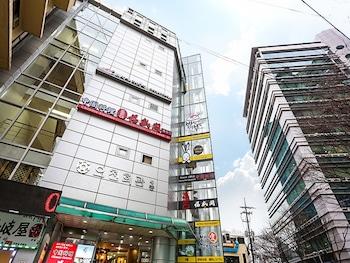 在首尔的首尔市政厅 24 家庭旅馆照片
