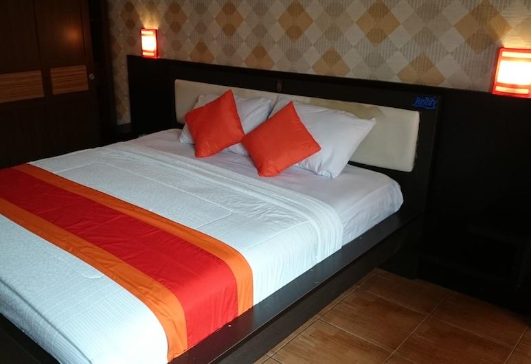 Agus Beach Inn, Kuta, Phòng Deluxe, Phòng