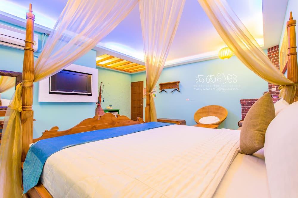 豪華雙人房, 1 張標準雙人床 - 浴室