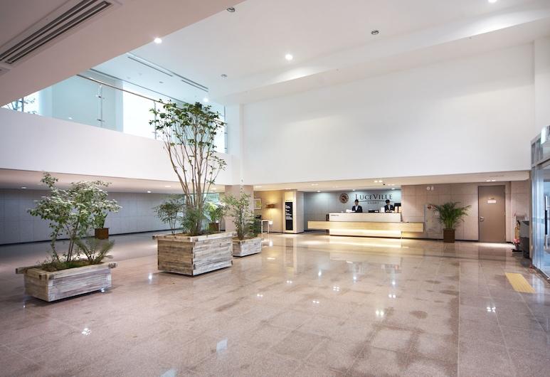 Luceville Resort, Seogwipo, Vnútorné priestory hotela