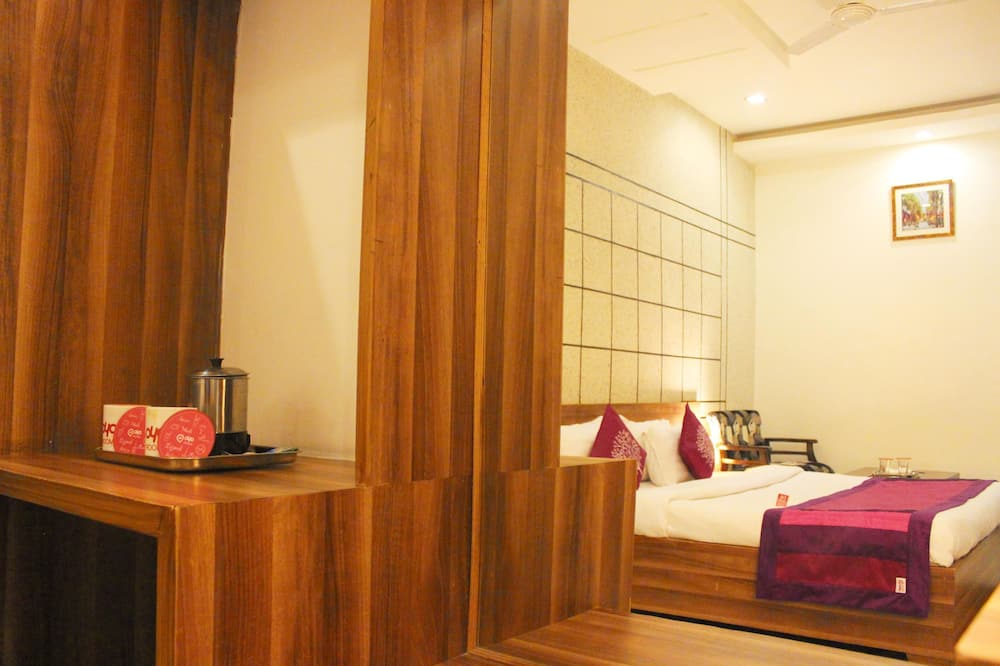 Standardní pokoj s dvojlůžkem nebo dvěma jednolůžky, dvojlůžko, soukromá koupelna - Pokoj