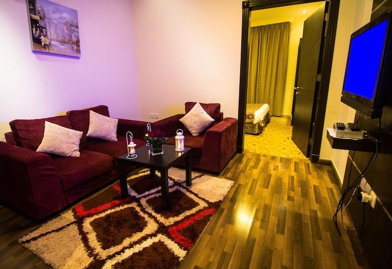 Almakan Suites 101, Riyadh, Superior-íbúð - 1 svefnherbergi, Herbergi