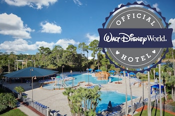 Lake Buena Vista bölgesindeki Wyndham Garden Lake Buena Vista Disney Springs® Resort Area resmi