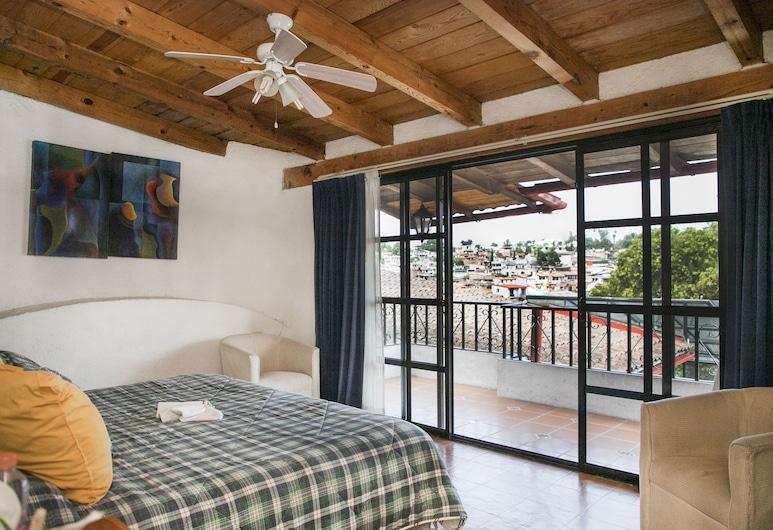 Hotel Tonancalli, Valje de Bravo, Standarta numurs, 2 divguļamās karalienes gultas, Viesu numurs