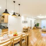 Appartement Deluxe, 1 chambre, vue ville - Salle de séjour