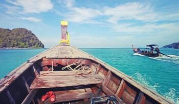 A(z) PP Red Tuna Hut hotel fényképe itt: Ko Phi Phi