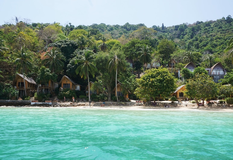 The Cove Phi Phi, Ko Phi Phi, Widok lotniczy