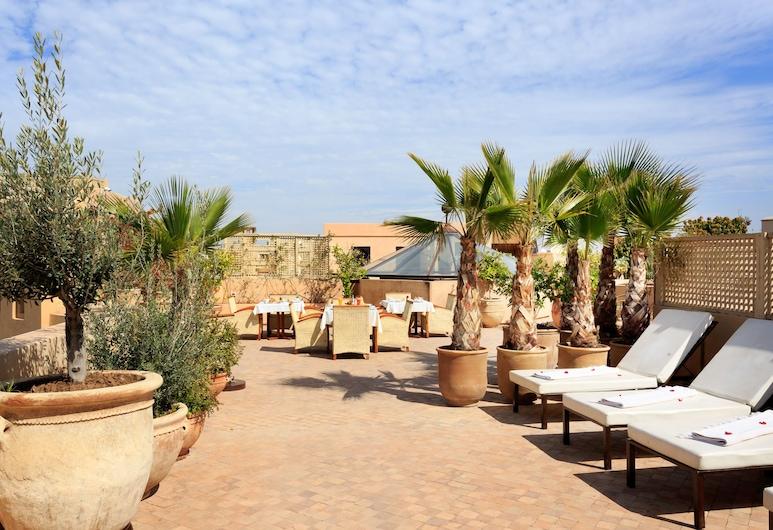 柯倫宮庭院旅館, 馬拉喀什, 飯店景觀