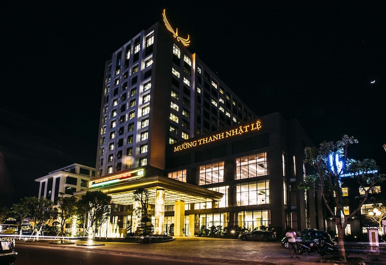 Muong Thanh Luxury Nhat Le Hotel, Dong Hoi, Hotellin julkisivu