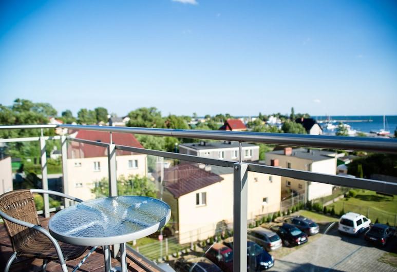 Hotel Jastarnia, Jastarnia, Chambre Double ou avec lits jumeaux, Balcon