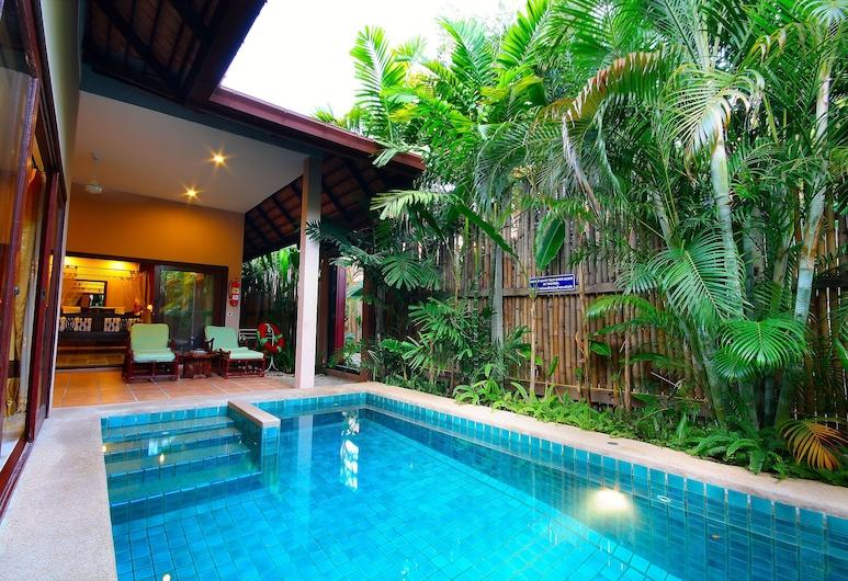 Napalai Pool Villa Resort, Pattaya, Hồ bơi ngoài trời