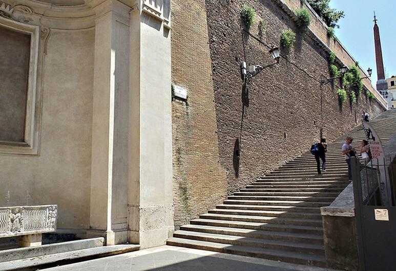Piazza di Spagna Suite de Charme, Rome, Extérieur